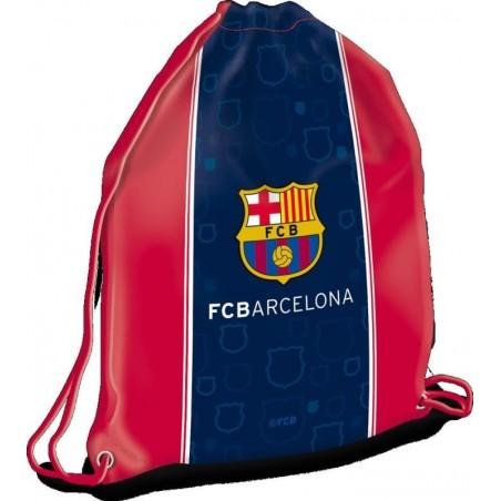 FC Barcelona - Trekkoordtas – gymtas – zwemtas - Rood/Blauw