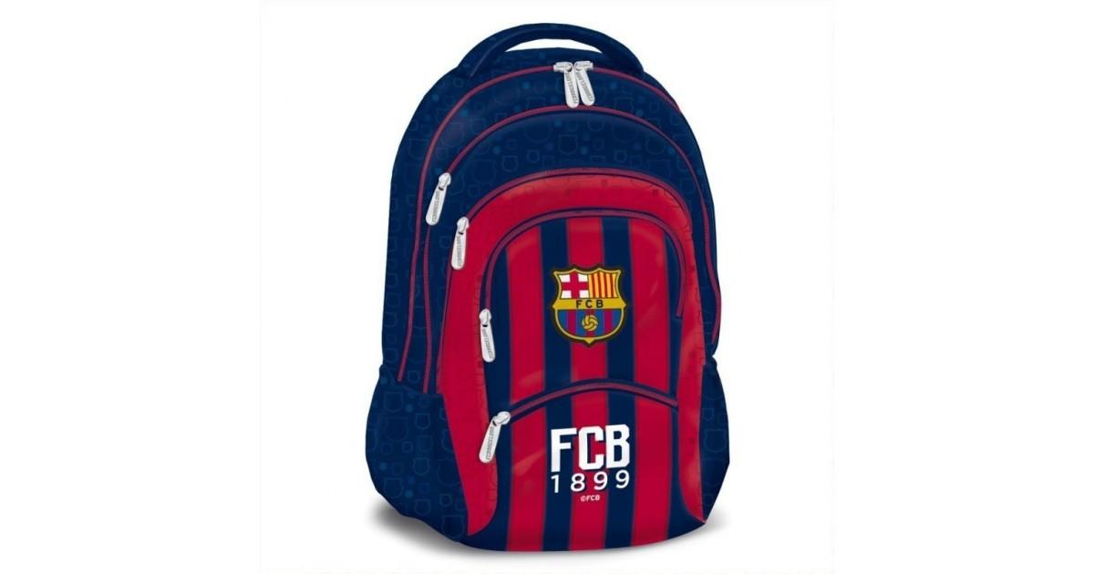 FC Barcelona - Rugzak - 5 vakken – Rood/Blauw