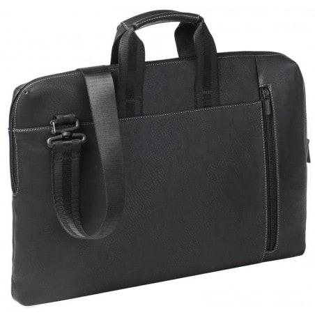 87c15938599 RivaCase - Laptop Schoudertas - 15.6 Inch - Extra vak voor 10.1 Inch tablet  PU,