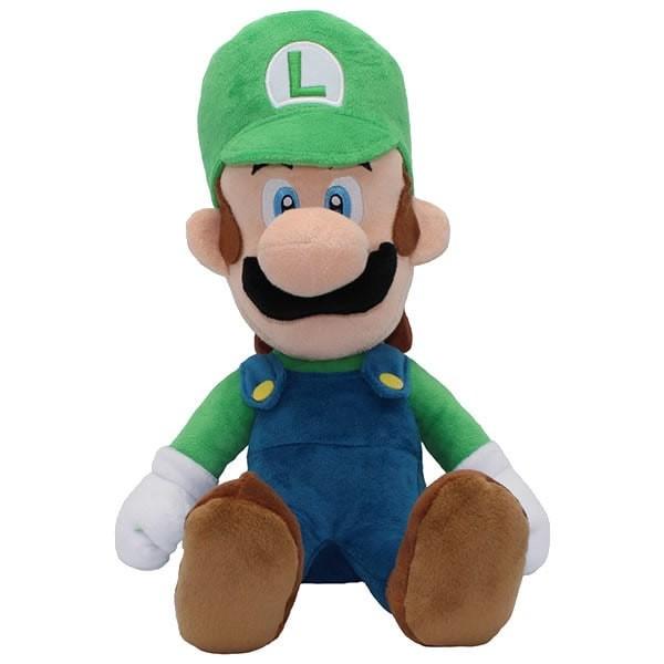 Super Mario Bros Luigi 30 Cm Pluche