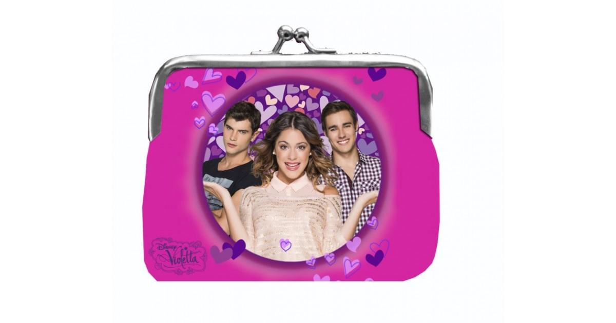 Love Friends Violetta portemonnee