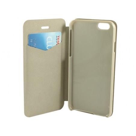 AA Iphone 6 Folio (Red) Ultra Slim 1Mm Thick Premium Booklet Flip Case