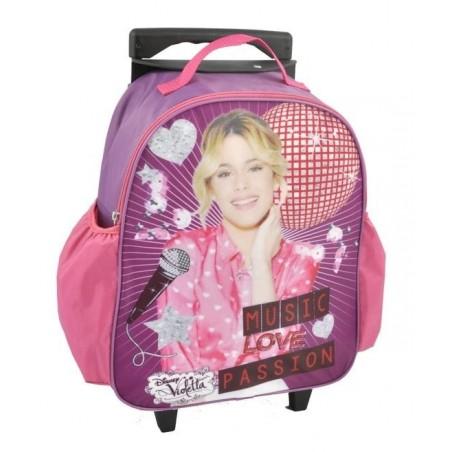 Disco Love Violetta Medium Trolley
