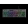 Thor 200 hybride mechanische RGB gaming toetsenbord