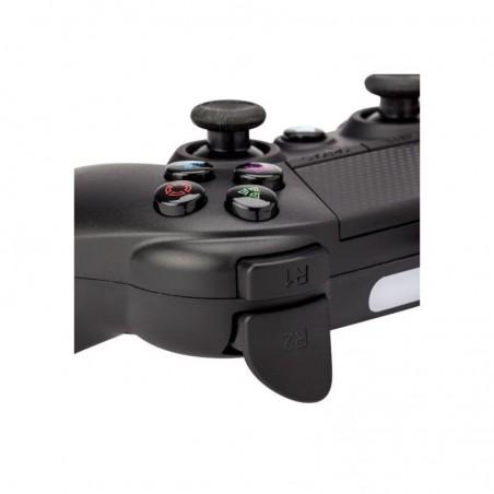 Under Control- PS4 bluetooth controller met koptelefoon aansluiting - Zwart