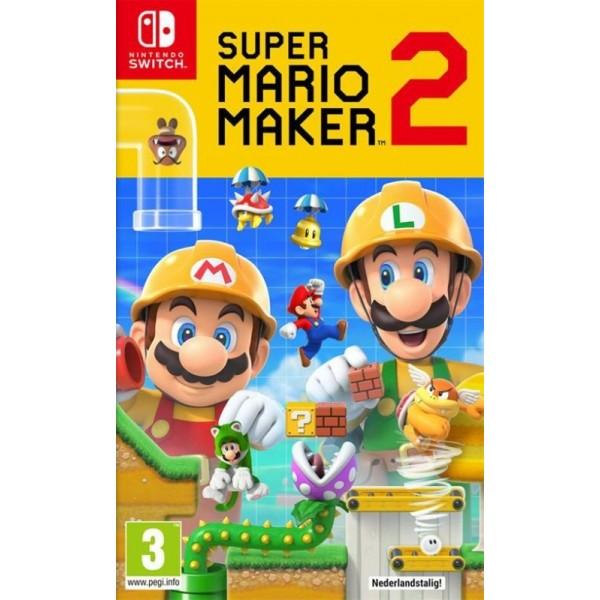 Super Mario Maker 2 - Nintendo Switch - Game