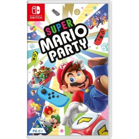 Super Mario Party - Nintendo Switch Game