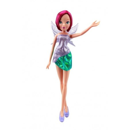Winx Club - Pop my fairy friends Tecna 27 cm