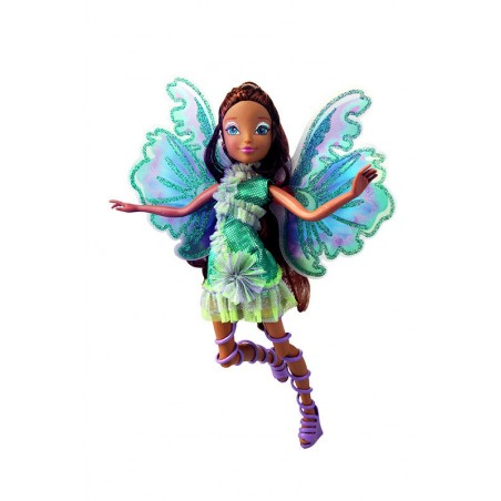 Winx: Mythix Fairy - Layla - 28 cm groot