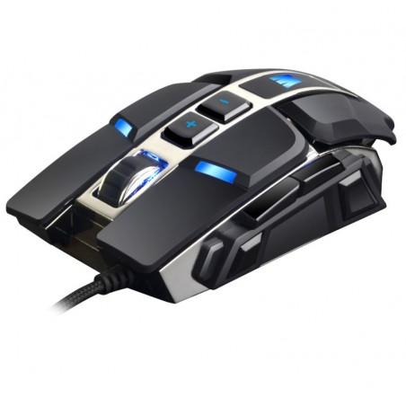 WASDkeys M300 Ergonomische Gaming Laser Mouse
