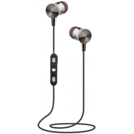 Sbox Bluetooth oordopjes Zilver/Brons