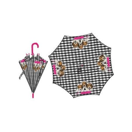 Keith Kimberlin paraplu 3 pups - diameter 58 cm